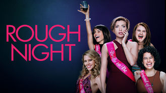 Is Rough Night on Netflix Portugal?